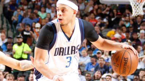 Seth Curry's 23 Points