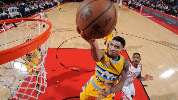 Gary Harris' Career-High 28 Point Performance