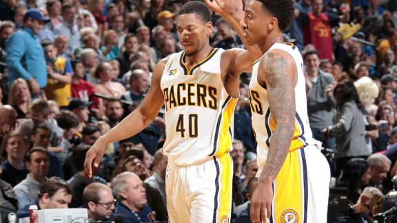 GAME RECAP: Pacers 107, Jazz 100