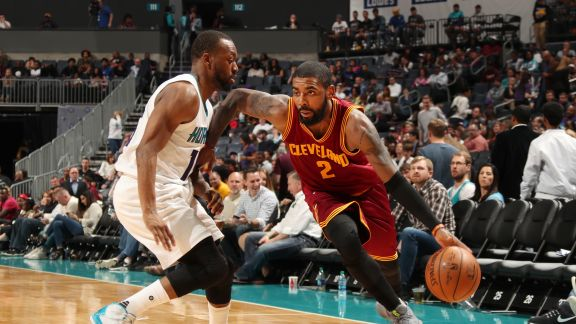Highlights: Kyrie Irving