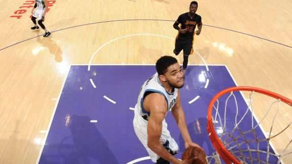 Dunk Of The Night: Karl-Anthony Towns