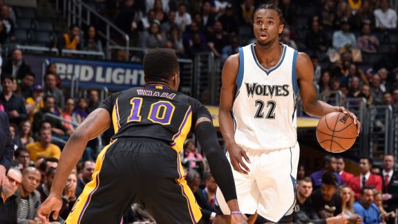 Move of the Night: Andrew Wiggins
