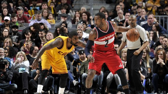 GAME RECAP: Wizards 127 Cavaliers 115