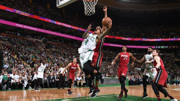 GAME RECAP: Celtics 112, Heat 108
