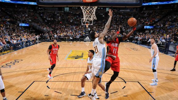 GAME RECAP: Pelicans 115, Nuggets 90