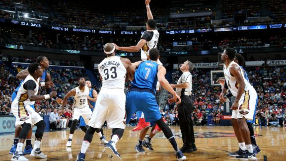 GAME RECAP: Pelicans 121, Mavericks 118