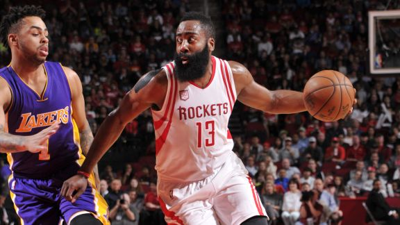Harden Gets Another Triple-Double