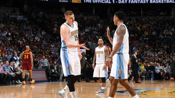 GAME RECAP: Nuggets 126, Cavaliers 113