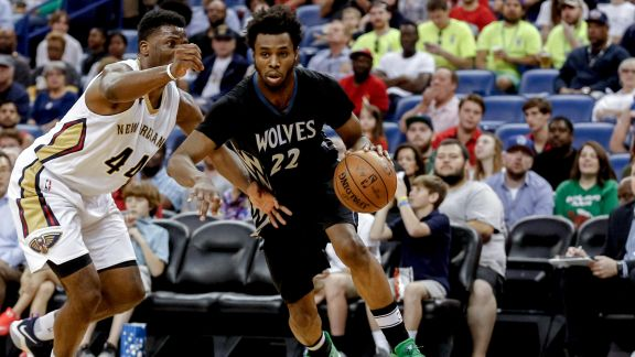 Highlights: Andrew Wiggins