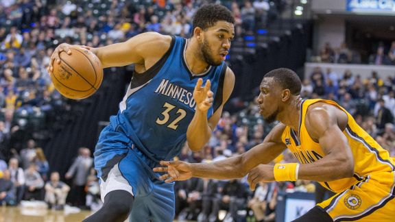 GAME RECAP: Timberwolves 115, Pacers 114