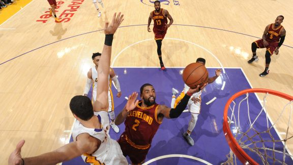GAME RECAP: Cavaliers 125, Lakers 120