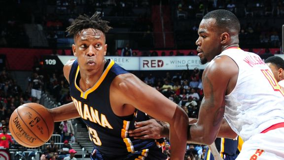 Schuhmann Stat Zone: Indiana Pacers
