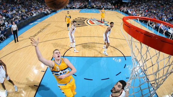 Highlights: Nikola Jokic's Double-Double
