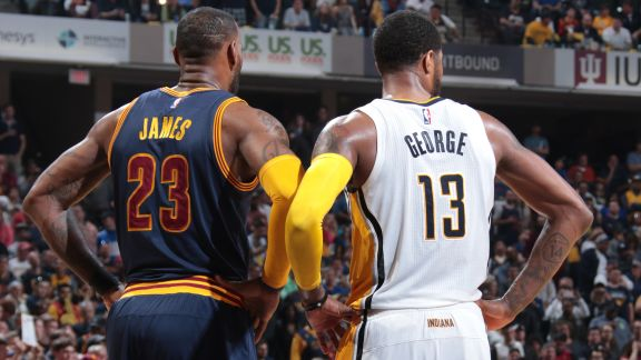 GAME RECAP: Cavaliers 106, Pacers 102