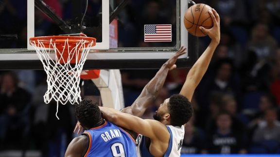 Highlights: Karl-Anthony Towns In Loss