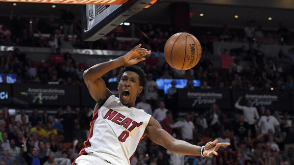 GAME RECAP: Heat 124, Cavaliers 121