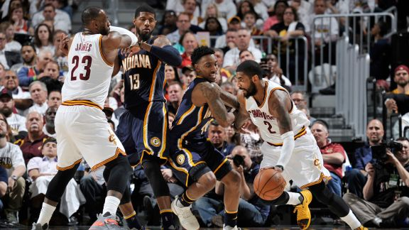 GAME RECAP: Cavaliers 117, Pacers 111