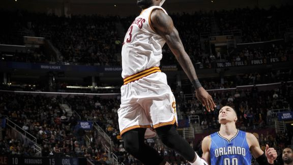 GAME RECAP: Cavaliers 122, Magic 102
