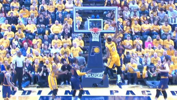 Play of the Day - Myles Turner