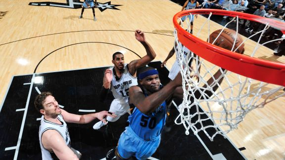 Highlights: Zach Randolph