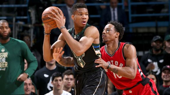 Raptors At Bucks Game 4 Preview