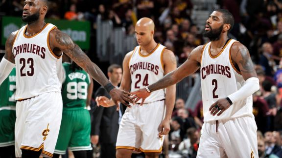 Cavaliers Looking to Clinch GM5