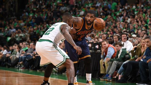 Irving Goes Off