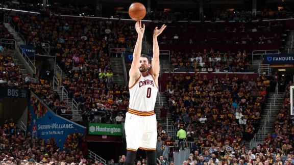 Highlights: Kevin Love
