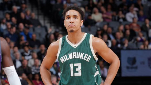 All-Rookie 1st Team: Malcolm Brogdon