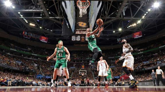 Smart Leads Celtics to Game 3 Win