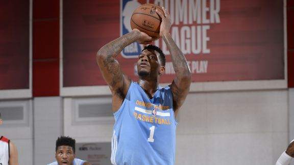 Torrey Craig Drops 27 in Summer League Tournament Play