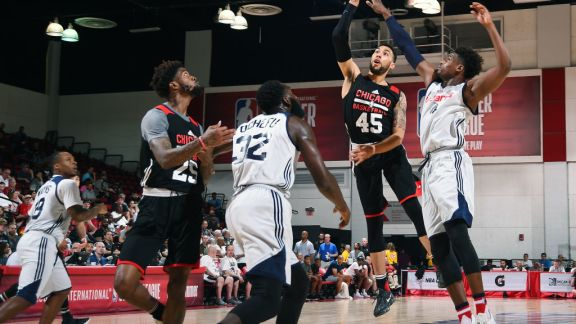 #WizBulls Summer League Highlights