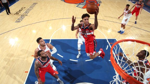 GAME RECAP: Wizards 110, Knicks 103