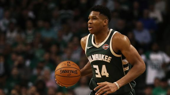 Nightly Notable: Giannis Antetokounmpo