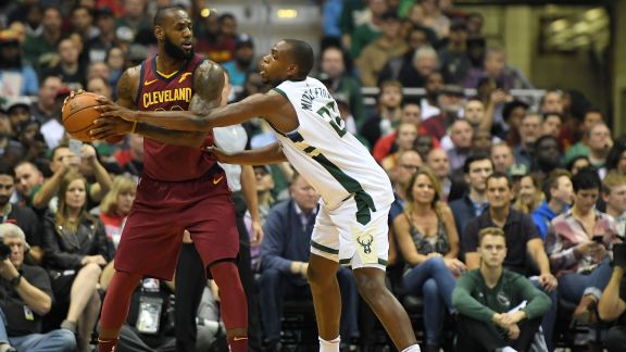 GAME RECAP: Cavaliers 116, Bucks 97
