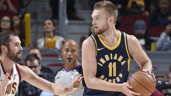 GAME RECAP: Pacers 106, Cavaliers 102
