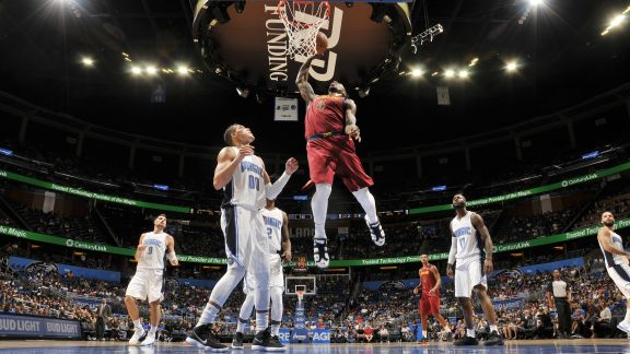 GAME RECAP: Cavaliers 113, Magic 106