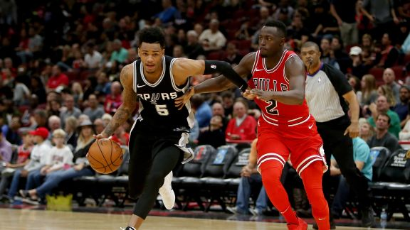 GAME RECAP: Spurs 87, Bulls 77