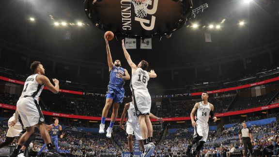 GAME RECAP: Magic 114, Spurs 87