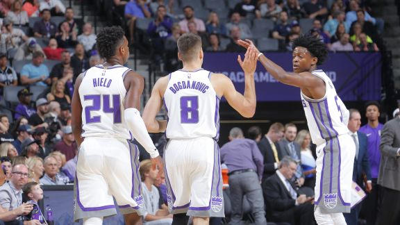 GAME RECAP: Kings 106, Spurs 100