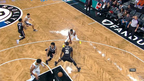 Assist of the Night: Jeff Teague