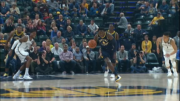 Steal of the Night: Victor Oladipo