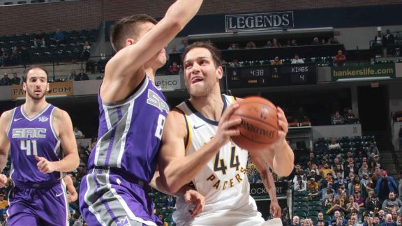 GAME RECAP: Pacers 101, Kings 83
