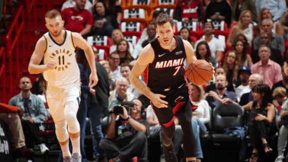 GAME RECAP: Heat 112, Pacers 108