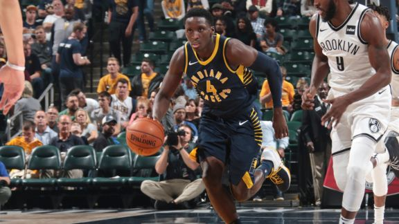 GAME RECAP: Pacers 140, Nets 131