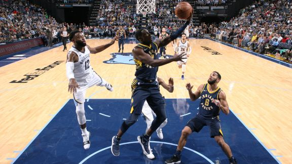 GAME RECAP: Pacers 116, Grizzlies 113