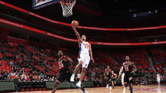 GAME RECAP: Pistons 112, Heat 103