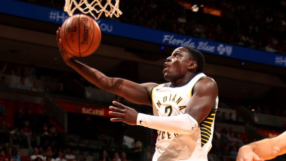 GAME RECAP: Pacers 120, Heat 95