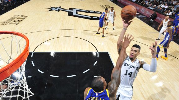Dunk Of The Night: Danny Green