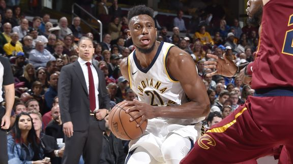 Thaddeus Young Highlights
